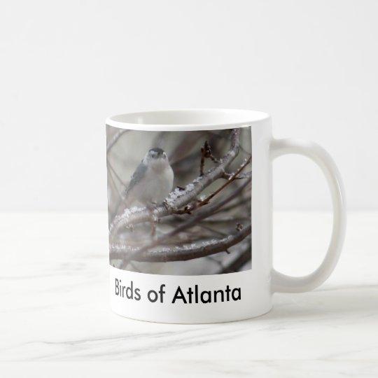 bird4, Birds of Atlanta Coffee Mug