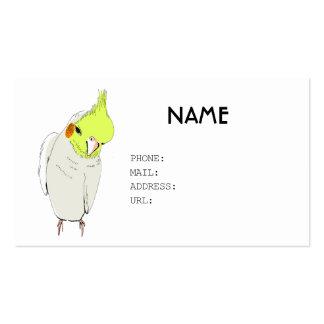 BIRD 名刺テンプレート