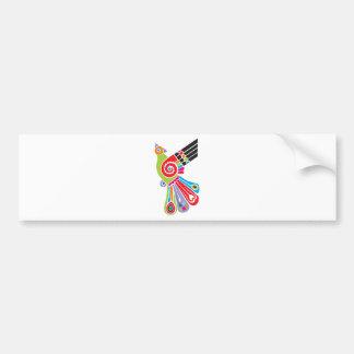 bird-1238913 bumper sticker