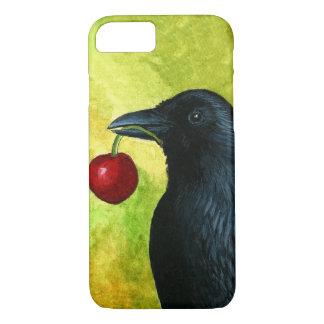 Bird 55 Crow Raven Case for iPhone 7