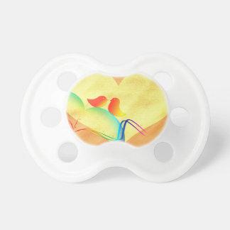 bird-590019. CORAZONES LINDOS LOV DE LOS VECTORES Chupetes Para Bebés