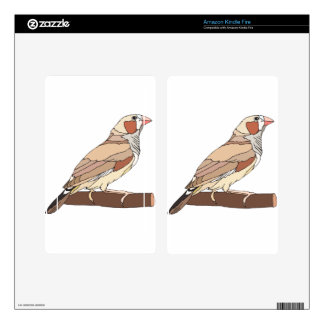 bird #7 skins for kindle fire