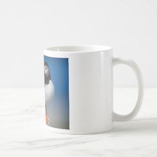 bird a pair of puffins coffee mug