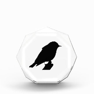 Bird Acrylic Award