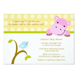 Baby Bird Invitations Announcements Zazzle