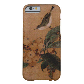 Bird and loquats - from a chinese scroll barely there iPhone 6 case