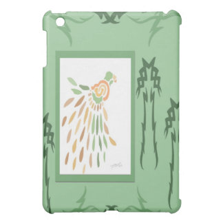 Bird and Palm Trees iPad by CricketDiane iPad Mini Cases