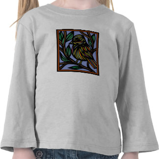 Bird Animal Artwork Graphic Tshirt