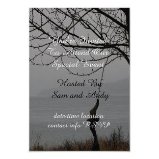 Bird Art and Tree Card