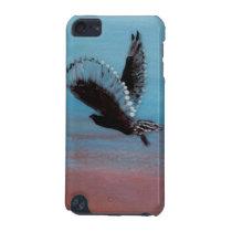 Bird Art at Sunrise Owl iPod Touch (5th Generation) Case