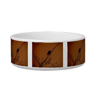 Bird Art Bowl