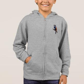 Bird art hoodie