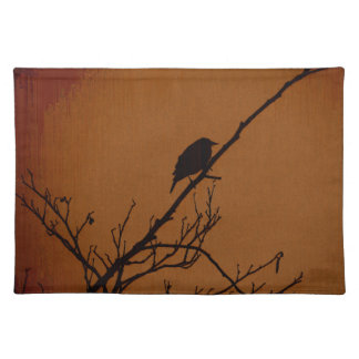 Bird Art Placemats