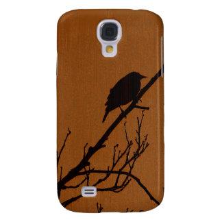 Bird Art Samsung Galaxy S4 Case