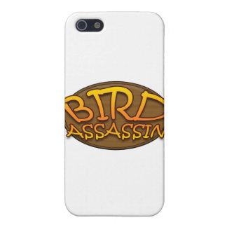 Bird Assassin Logo Case For iPhone SE/5/5s