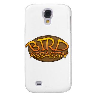 Bird Assassin Logo Galaxy S4 Case