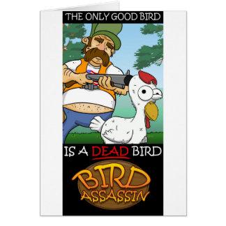 Bird Assassin Promo Card