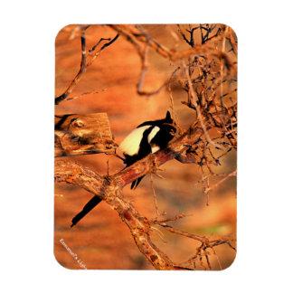Bird at Dawn Magnet