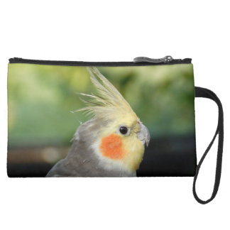 Bird Wristlet Purses