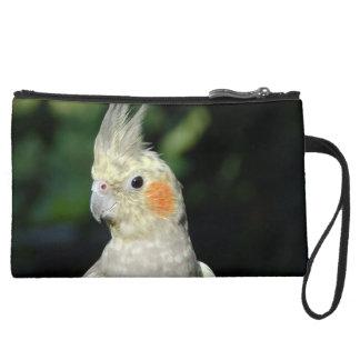 Bird Wristlet