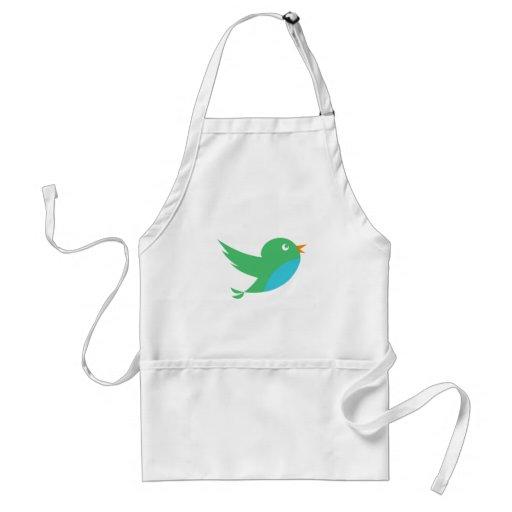 Bird bird apron