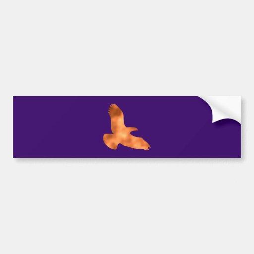 Bird bird bumper sticker