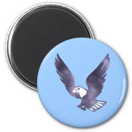 Bird bird magnet