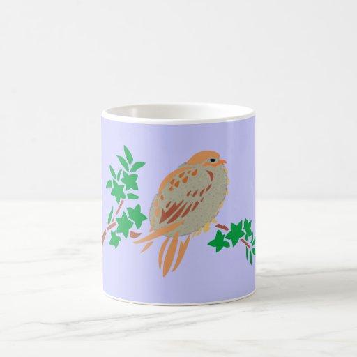 Bird bird mugs