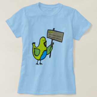 bird boston usa by rogers bros T-Shirt