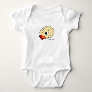 Bird Brain Baby Bodysuit