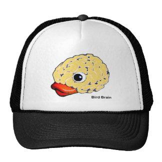 Bird Brain Trucker Hat