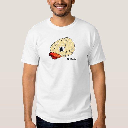 Bird Brain Shirts