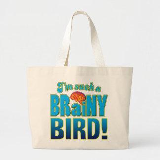 Bird Brainy Brain Bags