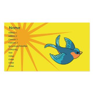 Bird - Business Business Card