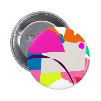 Bird 2 Inch Round Button