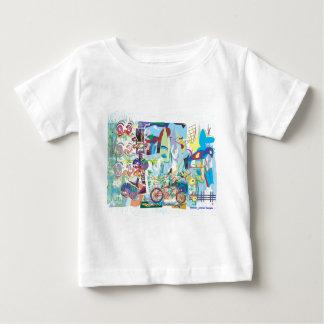 Bird Cage Baby T-Shirt