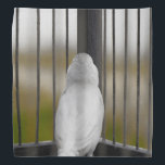 "Bird, Cage, bars Bandana<br><div class=""desc"">.</div>"