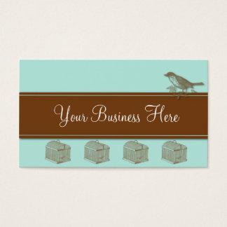 Bird Cage Business Card