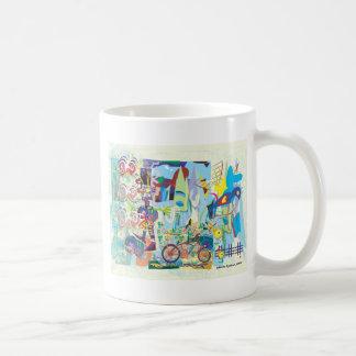 Bird Cage Coffee Mugs