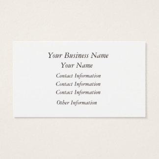 Bird Cage Rose Business Card