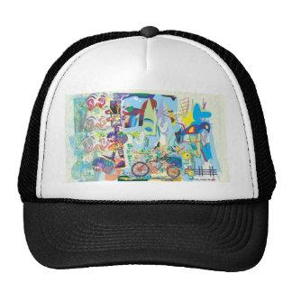 Bird Cage Trucker Hats