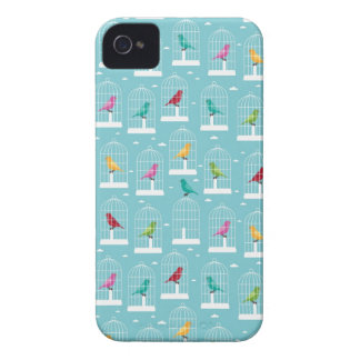 Bird Cages iPhone 4 Case-Mate Case