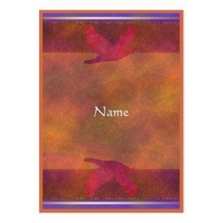 Bird Card 1 Southwest Profile Card