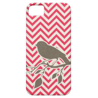 Bird & Chevron iPhone Case