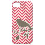 Bird & Chevron iPhone Case iPhone 5 Covers