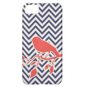 Bird & Chevron iPhone Case iPhone 5C Covers