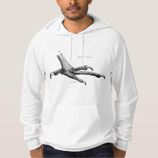 Bird Claw Hoodie T-Shirt