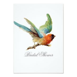 Bird Collection-Invitation 5x7 Paper Invitation Card