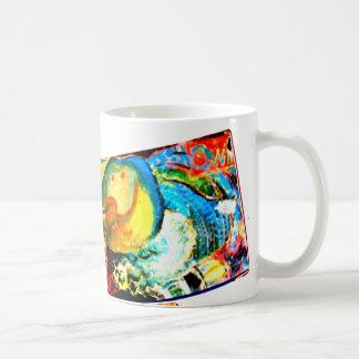 Bird Coraciiformes & Owl Coffee Mug