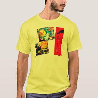 Bird Coraciiformes & Owl T-Shirt